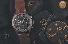 British watchmaker Bremont's new timepiece is inspired by vintage military aircraft