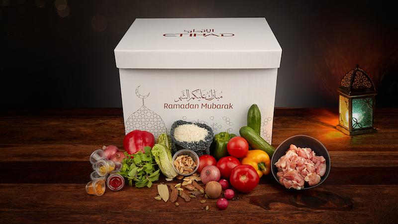 Etihad Ramadan box