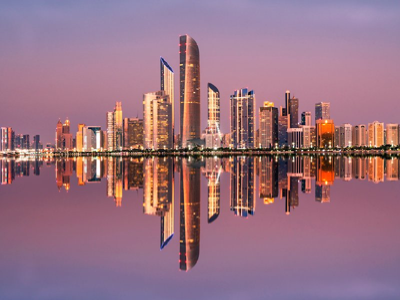 Abu Dhabi City United Arab Emirates
