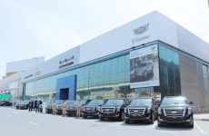 Al Ghandi Auto donates 10 Cadillac Escalades to Dubai Police