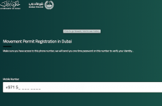 Update: Dubai residents can get only one movement permit every three days