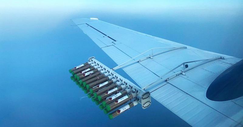 UAE cloud seeding