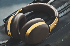 Montblanc debuts its first-ever headphones