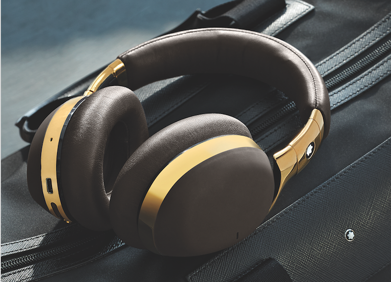 Montblanc MB01 headphones