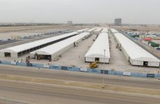 Video: Field hospitals for Covid-19 patients to open in Abu Dhabi, Dubai