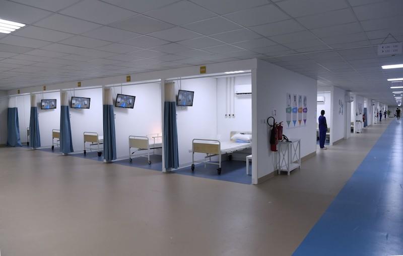Razeen Field Hospital Abu Dhabi