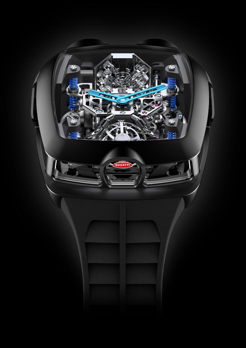 Bugatti Chiron Jacob & Co.