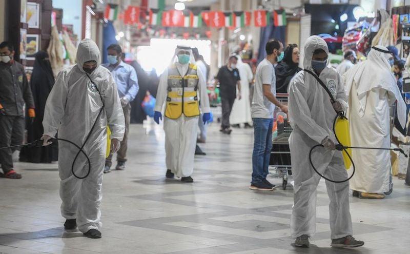 Covid-19: Kuwait begins three-week complete lockdown from May 10 ...
