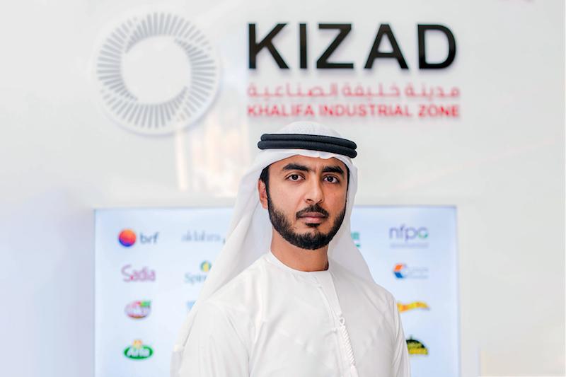 Khalid Al Marzooqi Khalifa Industrial Zone Abu Dhabi