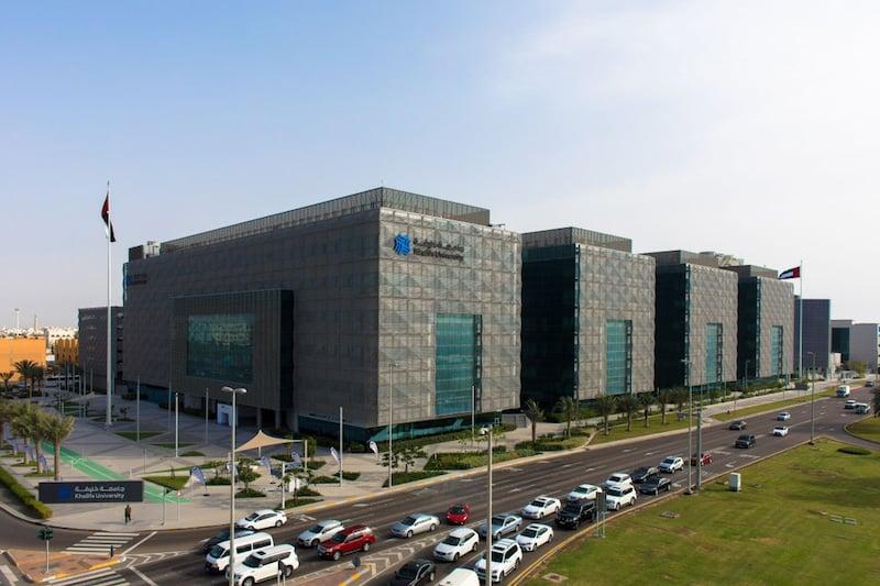 Khalifa University Twitter