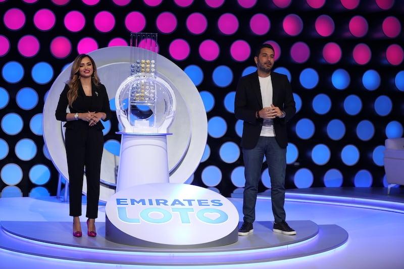 Aishwarya Ajit Wissam Breidy - Emirates Loto Draw Results