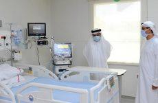 Dubai Health Authority establishes new isolation facility for Covid-19 patients