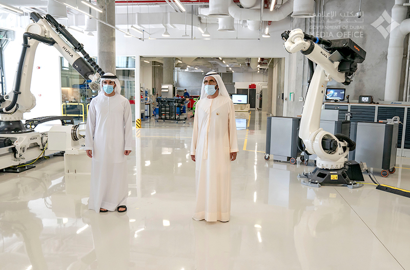 Dubai Future Laboratories