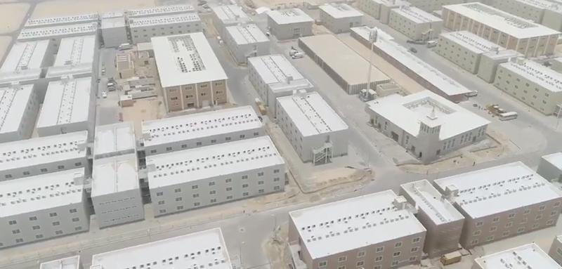 Abu Dhabi Covid-19 quarantine complex 3
