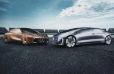 BMW And Mercedes end self-driving car partnership