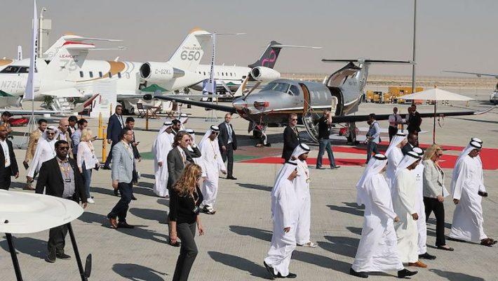 MEBAA aviation show