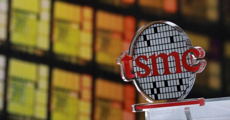 Taiwan manufacturer TSMC now controls 51% of global chip market