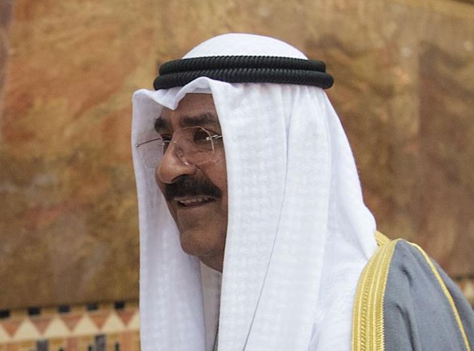 Kuwait Emir names Sheikh Meshal Al Ahmad Al Sabah as Crown Prince