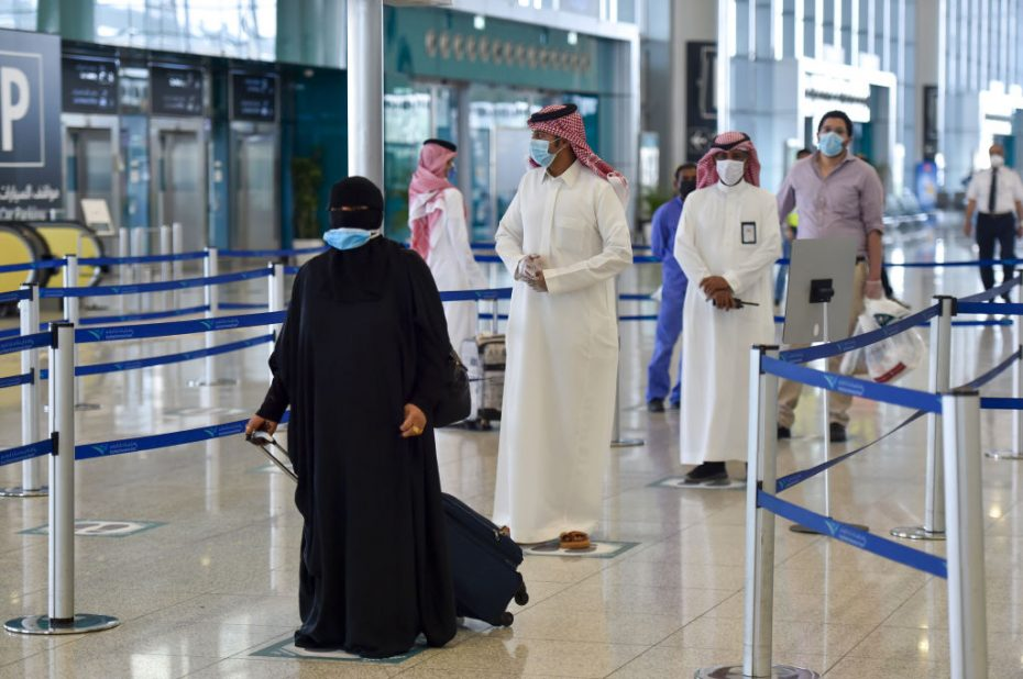 Saudi set to announce date for complete lifting of travel restrictions