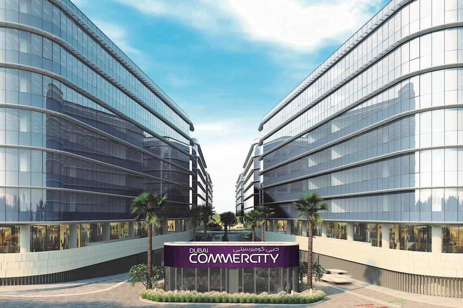 E-commerce freezone Dubai CommerCity opens new facilities as part of first phase launch