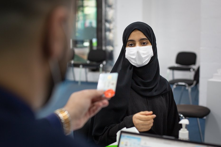 Abu Dhabi offers walk-in appointments for Pfizer jab; new Covid-19  treatment approved in UAE