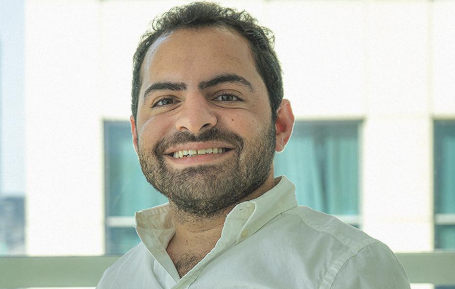 Jad Antoun, CEO and co-founder of Huspy