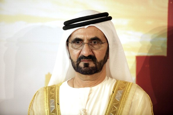 Dubai's Ruler Approves 2014 Budget