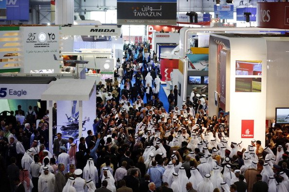 Dubai Airshow: Airbus And Boeing Sign Gulf Supplies Deals