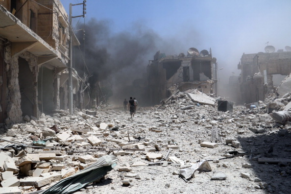 U.S. Blacklists UAE Firm For Flouting Sanctions On Syria