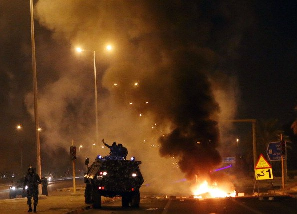 Kuwait Police Disperse Rally Demanding Politician's Release