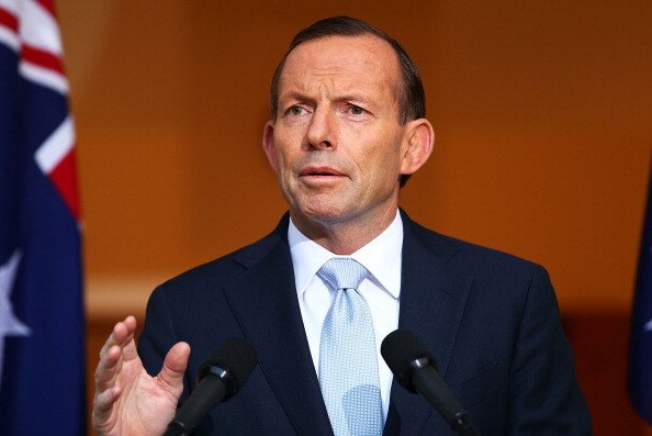 Australia Commits Military Forces To Fight Islamic State