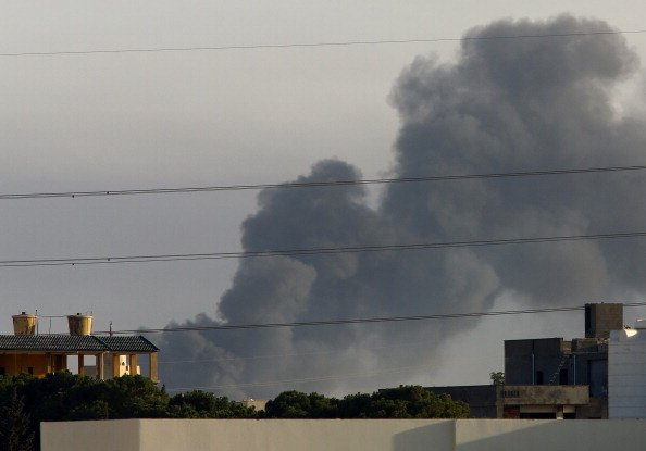 More Than 50 Killed In Libya's Benghazi, Tripoli After Heavy Clashes