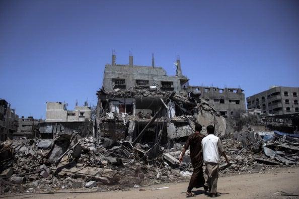 Hamas Accepts 24-hour Gaza Humanitarian Truce