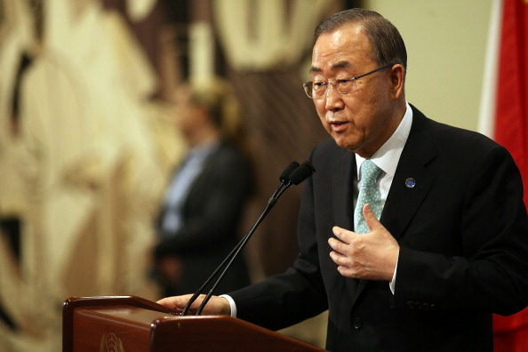 """Cost Of Gaza Truce """"Almost Too Much To Bear"""" –UN Chief"""
