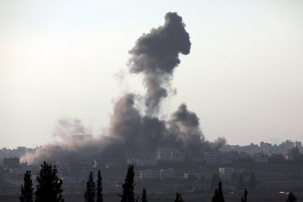Israel Renews Gaza Shelling, 30 Dead