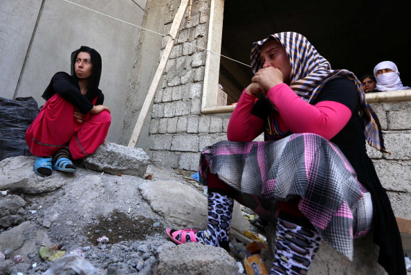Islamic State Killed 500 Yazidis, Buried Some Victims Alive – Iraq