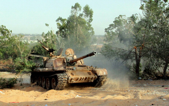 Unidentified War Planes, Explosions Heard In Libyan Capital