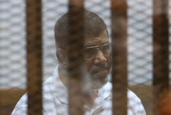 Egypt Court Sentences Mursi To 20 Years In Prison -State TV