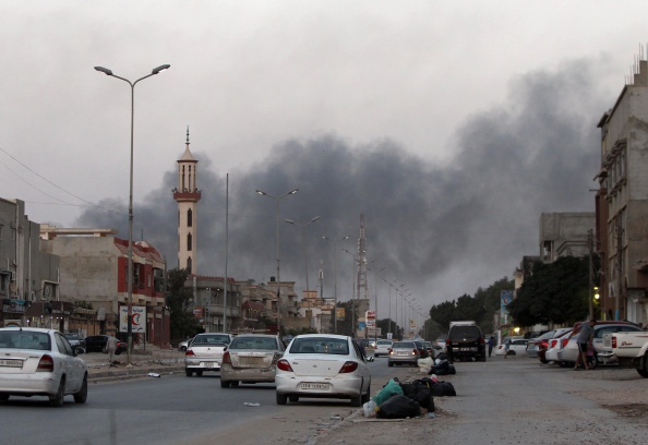 War Planes Attack Libyan Capital Again