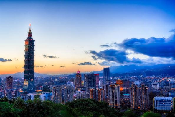 Travel review: Taipei