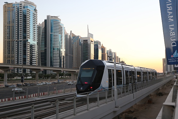 Dubai Tram: Game Changer?