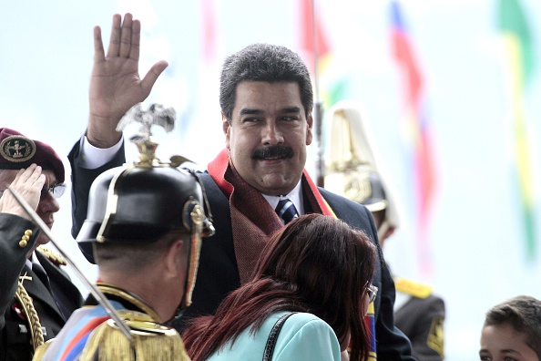 In Qatar, Venezuela's Maduro pushes for OPEC heads of state summit