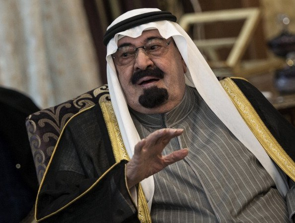 "Saudi King Says Israeli Offensive In Gaza A ""War Crime"""