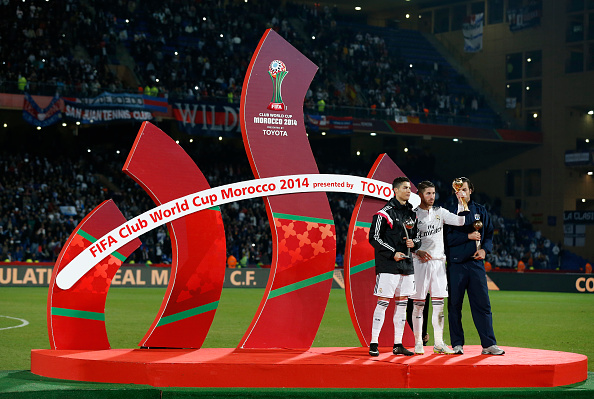 UAE Wins Hosting Rights For FIFA Club World Cup In 2017, 2018