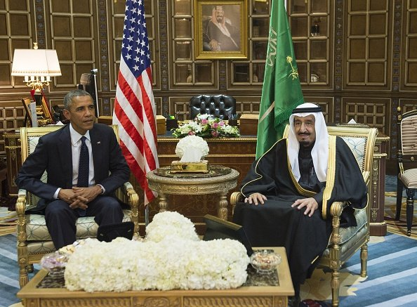 Obama Calls Saudi King Salman To Discuss Yemen -White House