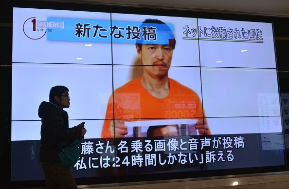 ISIL Says It Has Beheaded Second Japanese Hostage Goto