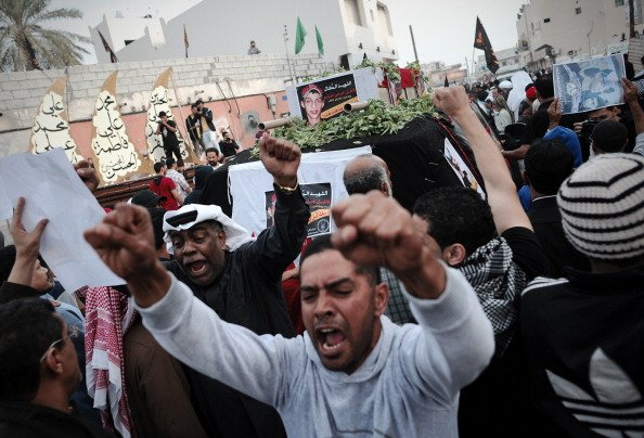 Bahraini Police, Protesters Clash After Funeral