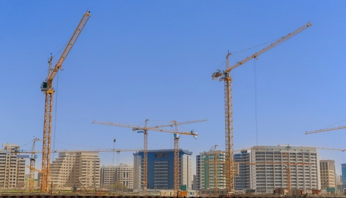 GCC Sees Construction Projects Worth $67.6bn Completed In 2014