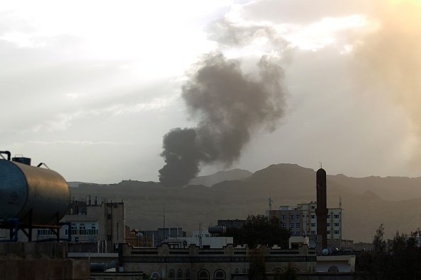 Houthi Mortar Shell Kills Three Saudi Officers On Yemen Border