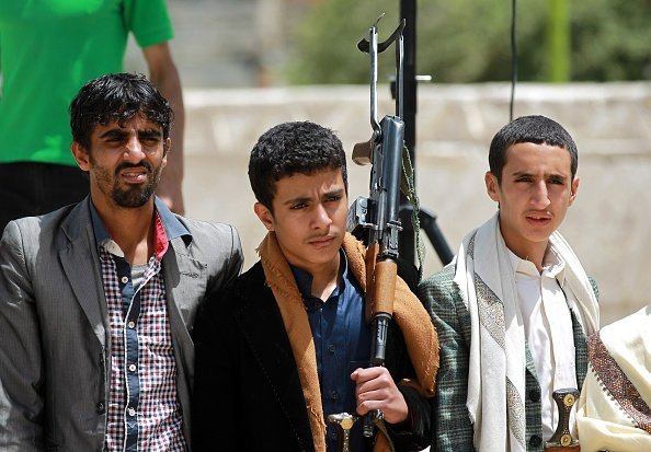 Saudi Arabia Trains Yemeni Tribal Fighters In War Against Houthis